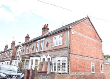 Thumbnail 3 bedroom end terrace house for sale in Thames Avenue, Reading, Berkshire