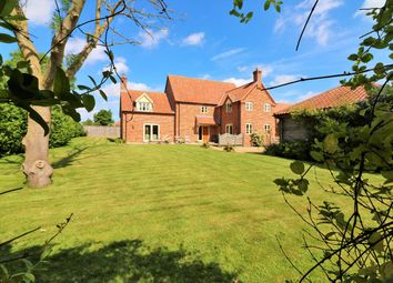 Thumbnail 4 bedroom detached house for sale in Highfield Meadow, Dereham