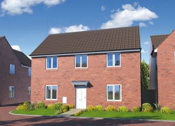 "Thumbnail 4 bed detached house for sale in ""The Aintree"" at West Hill Road, Retford"