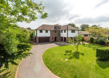 Thumbnail 7 bed detached house for sale in Ockham Road South, East Horsley, Surrey