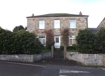 Thumbnail 5 bed detached house for sale in Coach Lane, Redruth
