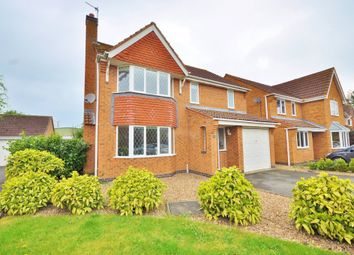 Thumbnail 4 bed detached house to rent in Ash Grove, Bottesford