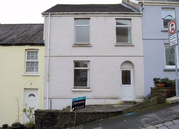 Thumbnail 2 bedroom terraced house for sale in Clifton Hill, Mount Pleasant, Swansea