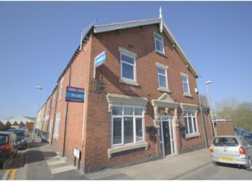 Thumbnail 1 bed flat to rent in Baddeley Street, Stoke-On-Trent