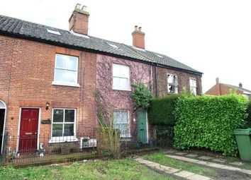 Thumbnail 3 bedroom terraced house to rent in The Common, Mulbarton, Norwich