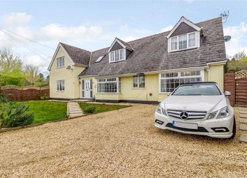 Thumbnail 9 bedroom detached house for sale in Caerlicyn Lane, Langstone, Newport