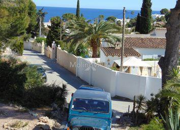 Thumbnail 2 bed villa for sale in Moraira, Alicante, Costa Blanca. Spain
