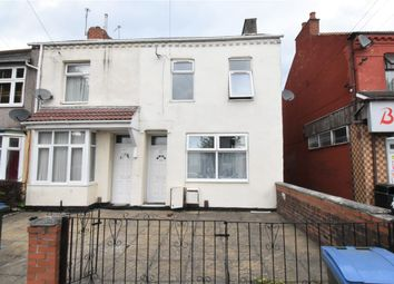 Thumbnail 3 bed end terrace house for sale in Broad Street, Coventry