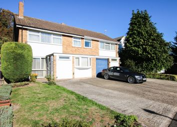 Thumbnail 5 bed semi-detached house for sale in Leaders Way, Newmarket