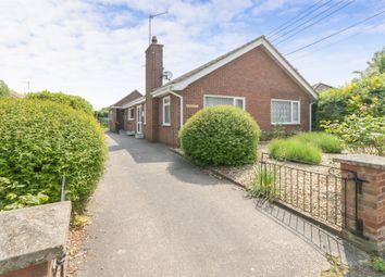 Thumbnail 3 bed detached bungalow for sale in Shepherds Lane, Helpringham, Sleaford
