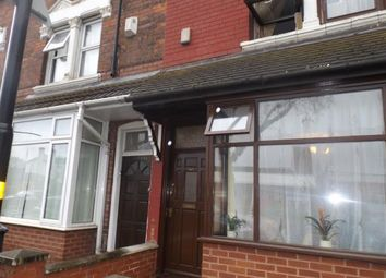 Thumbnail 4 bedroom terraced house for sale in Washwood Heath Road, Ward End, Birmingham, West Midlands