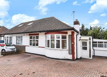 Thumbnail 3 bed semi-detached bungalow for sale in Randon Close, Harrow, Middlesex