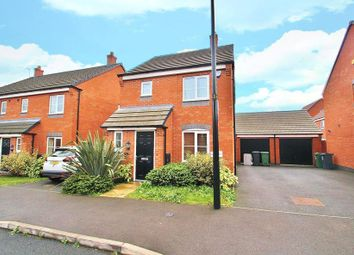 Thumbnail 3 bedroom detached house for sale in Sandpit Drive, Birstall, Leicestershire