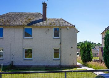 Thumbnail 1 bed flat for sale in Carleith Avenue, Clydebank