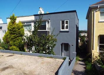 Thumbnail 3 bed end terrace house for sale in Paignton, Devon, England