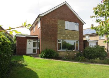 Thumbnail 4 bed detached house for sale in Pavenham Road, Oakley, Bedford