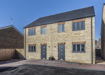Thumbnail 3 bed semi-detached house for sale in Witney Road, Long Hanborough, Witney