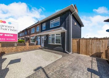 Thumbnail 3 bedroom semi-detached house for sale in Pallister Avenue, Middlesbrough