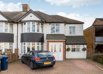 Thumbnail 6 bed detached house for sale in Whitton Avenue East, Greenford