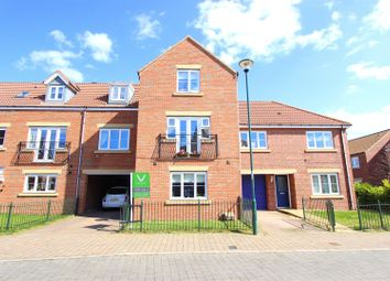 Thumbnail 4 bed town house for sale in Wildair Close, Darlington