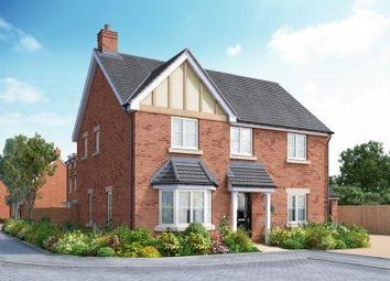 Thumbnail 5 bedroom detached house for sale in St Andrews At Kingsfield, Bromham Road, Biddenham