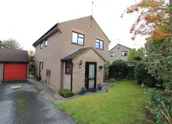 Thumbnail 4 bed detached house for sale in Hawleys Close, Matlock