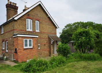 Thumbnail 3 bed cottage to rent in Linton Hill, Linton, Maidstone