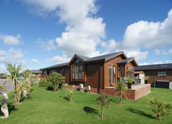 Thumbnail 2 bed mobile/park home for sale in Wyre Country Park, Wardleys Lane, Poulton-Le-Fylde