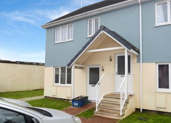 Thumbnail 2 bed maisonette for sale in Tarka Court, Fore Street, North Tawton