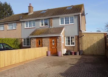 Thumbnail 2 bed end terrace house for sale in Martins Road, Exmouth, Devon