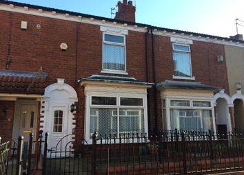 Thumbnail 2 bedroom terraced house for sale in Mareham Avenue, Ena Street, Hull