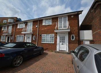 Thumbnail 3 bedroom end terrace house to rent in Prothero Gardens, London