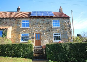 Thumbnail 2 bed cottage for sale in Borrowby, Thirsk