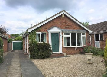 Thumbnail 3 bedroom detached bungalow for sale in Ingleton Drive, Easingwold, York
