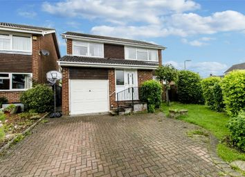 Thumbnail 4 bed detached house to rent in Kimberley Close, Fair Oak, Eastleigh, Hampshire