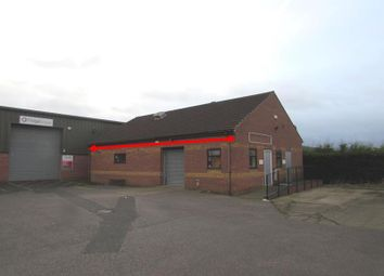 Thumbnail Light industrial to let in Unit 3, Jgr House, Exchange Road, Lincoln, Lincolnshire