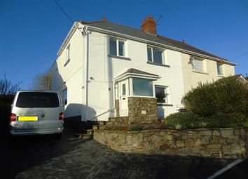 Thumbnail 3 bedroom semi-detached house for sale in Lan Cottages, Swiss Valley, Llanelli