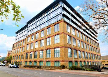 Thumbnail 3 bed flat for sale in Silk Mill, Dewsbury Road, Elland