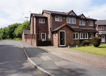 Thumbnail 4 bedroom semi-detached house for sale in Hazlemere, Bolton