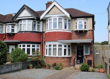 Thumbnail 3 bed semi-detached house for sale in Yeading Avenue, Harrow