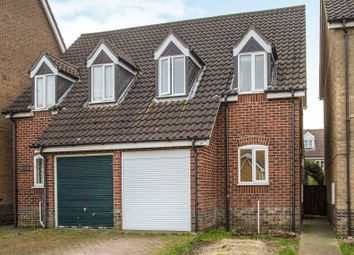 Thumbnail 3 bedroom semi-detached house for sale in Yew Tree Road, Attleborough
