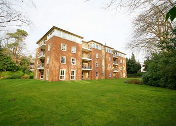 Thumbnail 3 bed flat for sale in Burton Road, Branksome Park, Poole, Dorset