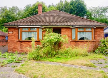 Thumbnail 3 bed detached bungalow for sale in Mountview Road, Telford