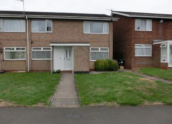 Thumbnail 2 bed maisonette for sale in Selby Close, Kitts Green, Birmingham