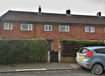 Thumbnail 3 bedroom terraced house to rent in Hookstone Avenue, Harrogate