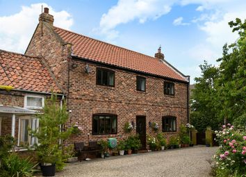 Thumbnail 3 bed detached house for sale in Clay Lane, Breighton, Selby