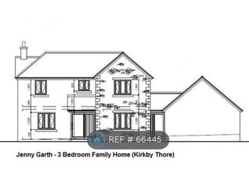Thumbnail 3 bed detached house to rent in Jenny Garth, Kirkby Thore