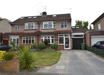 Thumbnail 4 bedroom semi-detached house for sale in Trafalgar Avenue, Broxbourne