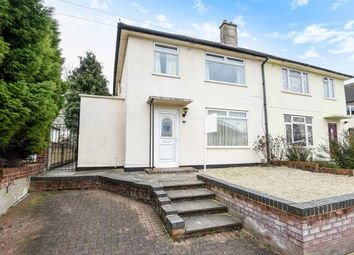 Thumbnail 3 bedroom semi-detached house for sale in Gorse Leas, Headington, Oxford