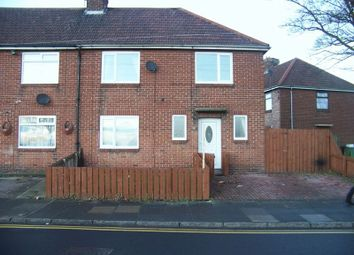 Thumbnail 3 bed semi-detached house to rent in Green Lane, Ashington
